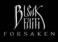 Bleak Faith: Forsaken cover art