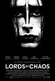 Lords of Chaos cover art