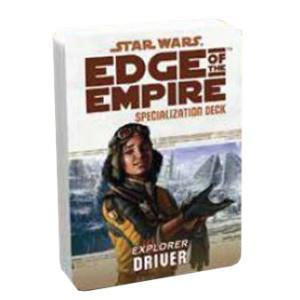 Edge of the Empire: Driver Specialization Deck cover art