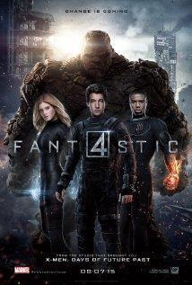 The Fantastic Four cover art