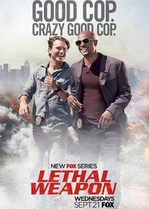 Lethal Weapon Season 1 cover art