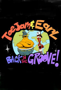 Toejam and Earl: Back in the Groove cover art