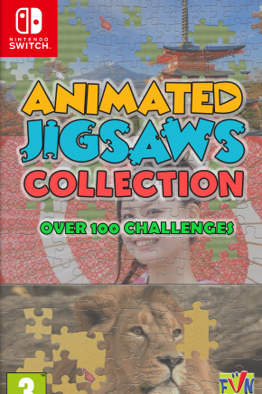 Animated Jigsaws Collection cover art