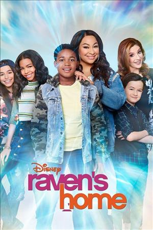 Raven's Home Season 3 cover art