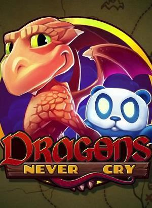 Dragons Never Cry cover art
