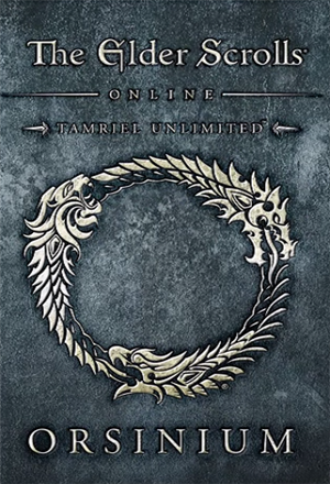 The Elder Scrolls Online: Orsinium cover art