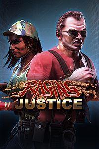 Raging Justice cover art