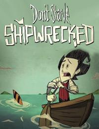 Don't Starve: Shipwrecked cover art