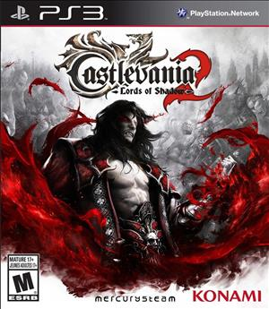 Castlevania: Lords of Shadow 2 cover art