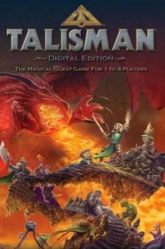 Talisman: Digital Edition cover art