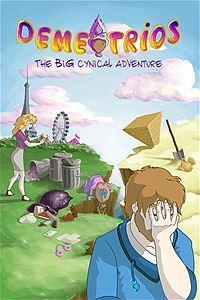 Demetrios - The BIG Cynical Adventure cover art