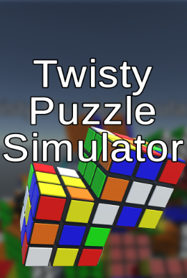 Twisty Puzzle Simulator cover art