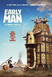 Early Man cover art