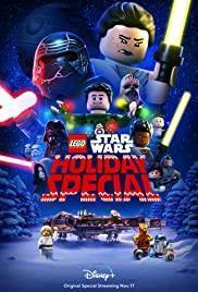 The LEGO Star Wars Holiday Special cover art