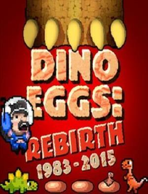 Dino Eggs: Rebirth cover art