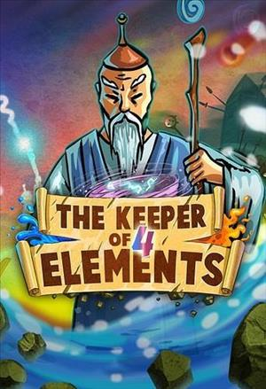 The Keeper of 4 Elements cover art