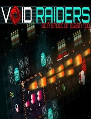Void Raiders cover art