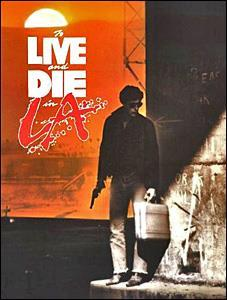 To Live and Die in LA cover art