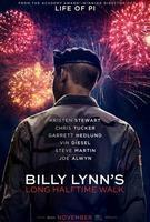 Billy Lynn's Long Halftime Walk cover art