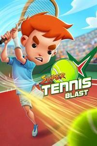 Super Tennis Blast cover art