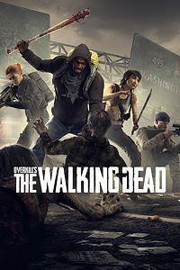 Overkill's The Walking Dead cover art