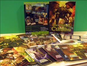 The Cards of Cthulhu cover art