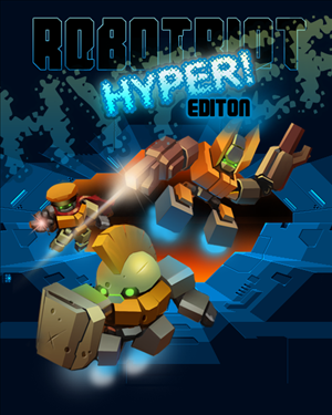 RobotRiot: Hyper Edition cover art