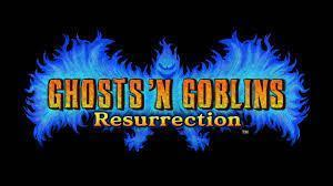 Ghosts 'n Goblins Resurrection cover art