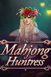 The Mahjong Huntress cover art