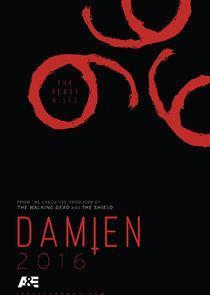 Damien Season 1 cover art