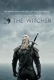 The Witcher Season 2 cover art