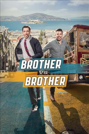 Brother vs. Brother Season 7 cover art