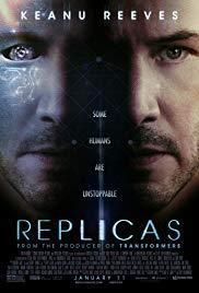 Replicas cover art