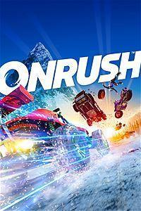 ONRUSH cover art