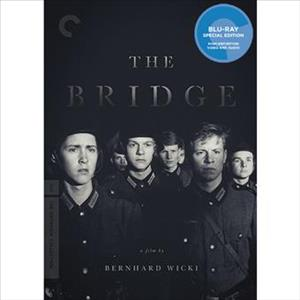 The Bridge: The Criterion Collection cover art