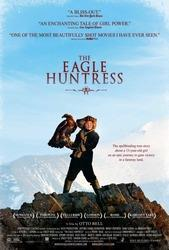 The Eagle Huntress cover art
