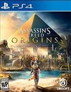 Game Assassin's Creed Origins  PlayStation 4 cover art