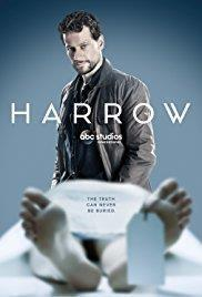 Harrow Season 3 cover art