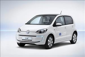 Volkswagen e-up! cover art