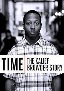 TIME: The Kalief Browder Story Miniseries cover art