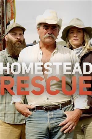 Homestead Rescue Season 5 cover art