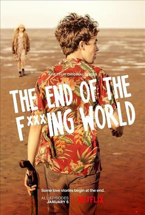 The End of the F***ing World Season 1 cover art