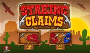 Staking Claims cover art