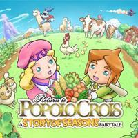 Return To PoPoLoCrois: A Story of Seasons Fairytale cover art