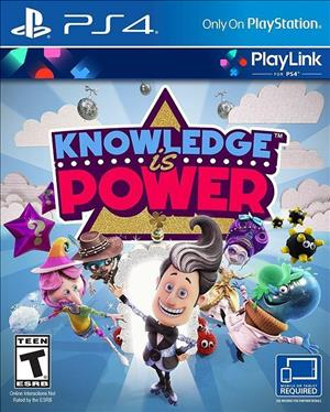 Knowledge is Power cover art