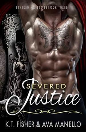 Severed Justice cover art