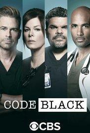 Code Black Season 3 cover art