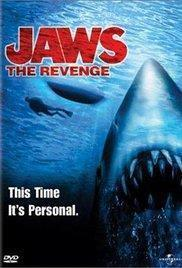 Jaws: The Revenge cover art