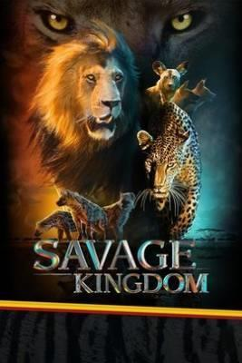 Savage Kingdom: Uprising Miniseries cover art