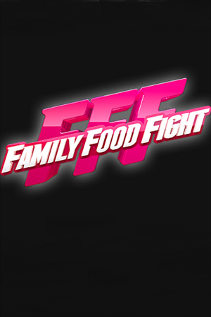 Family Food Fight Season 1 cover art